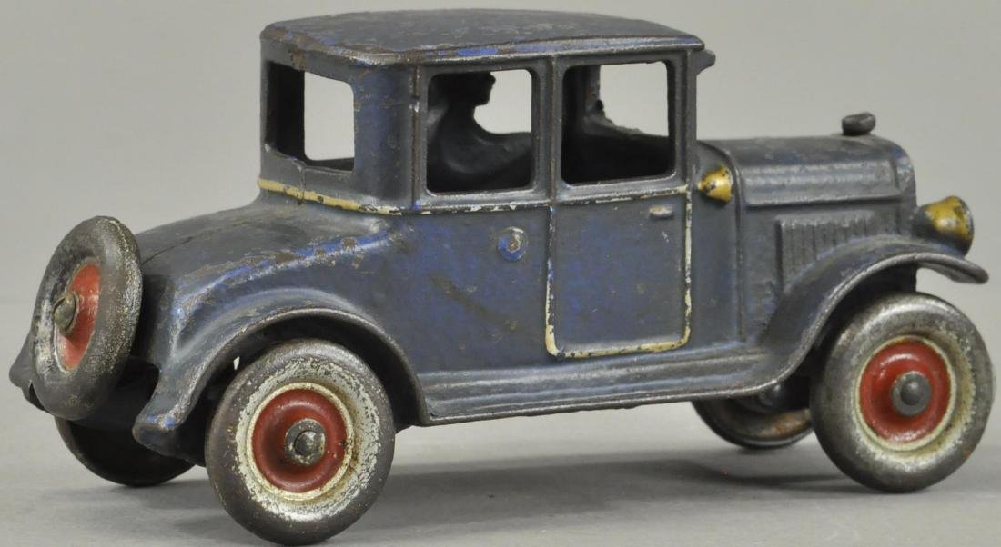 HUBLEY COUPE AUTOMOBILE - 3
