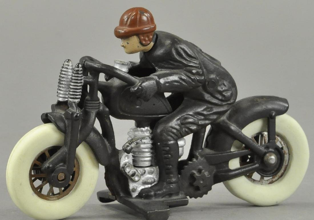 HUBLEY HILL CLIMBER MOTORCYCLE