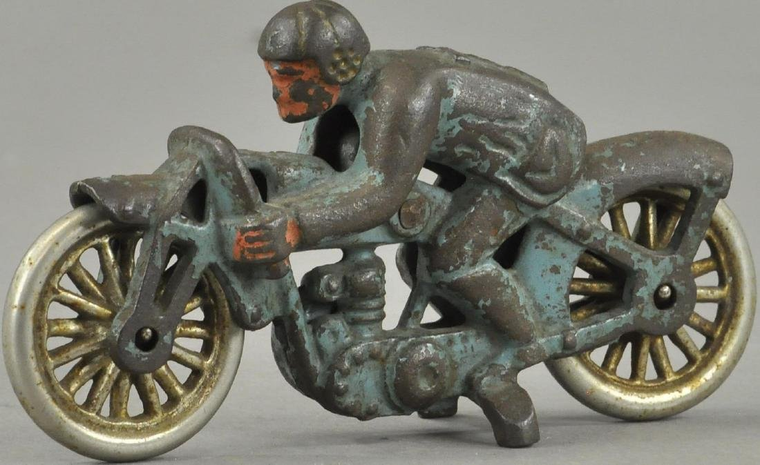 HUBLEY PEA SHOOTER RACER MOTORCYCLE