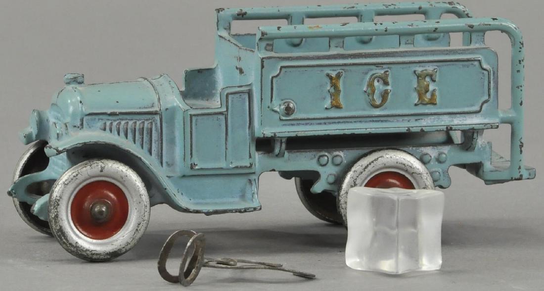 KENTON ICE DELIVERY TRUCK