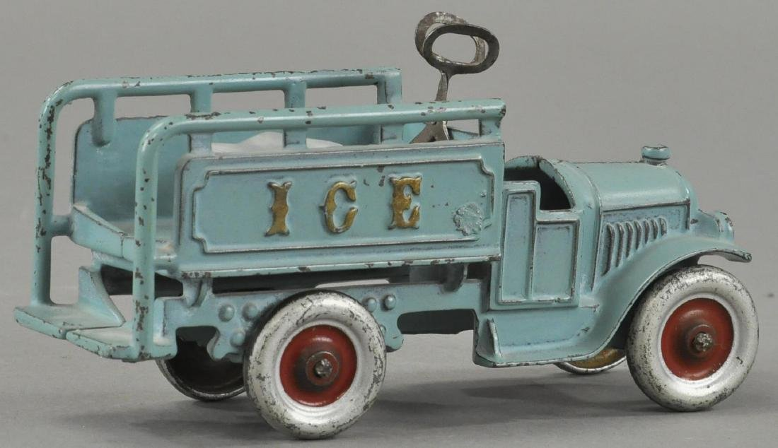 KENTON ICE DELIVERY TRUCK - 3