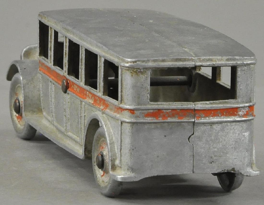 ALUMINUM DENT FIVE WINDOW BUS - 2