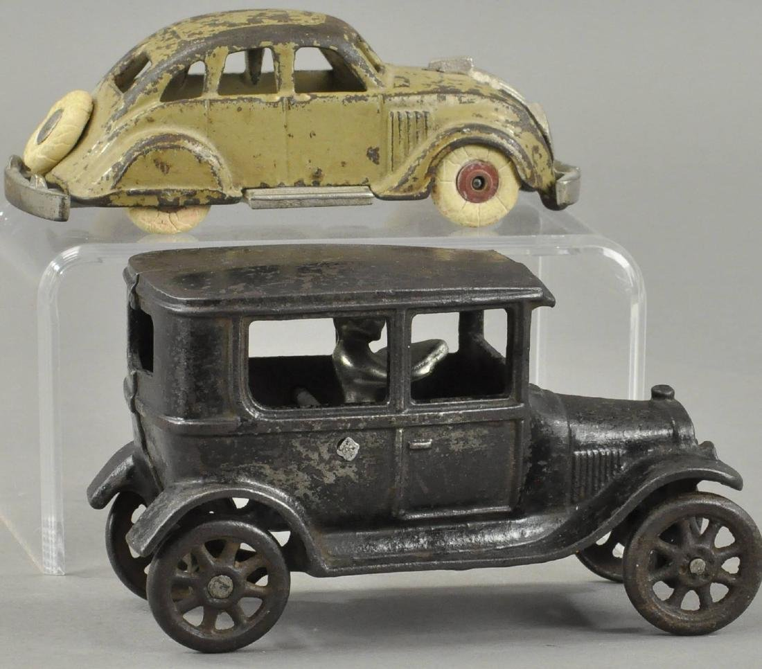 HUBLEY AIRFLOW AND ARCADE FORD MODEL T - 3