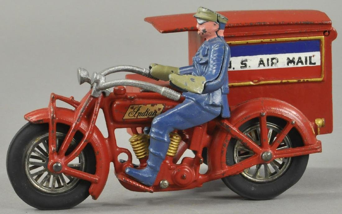 HUBLEY US MAIL DELIVERY CYCLE