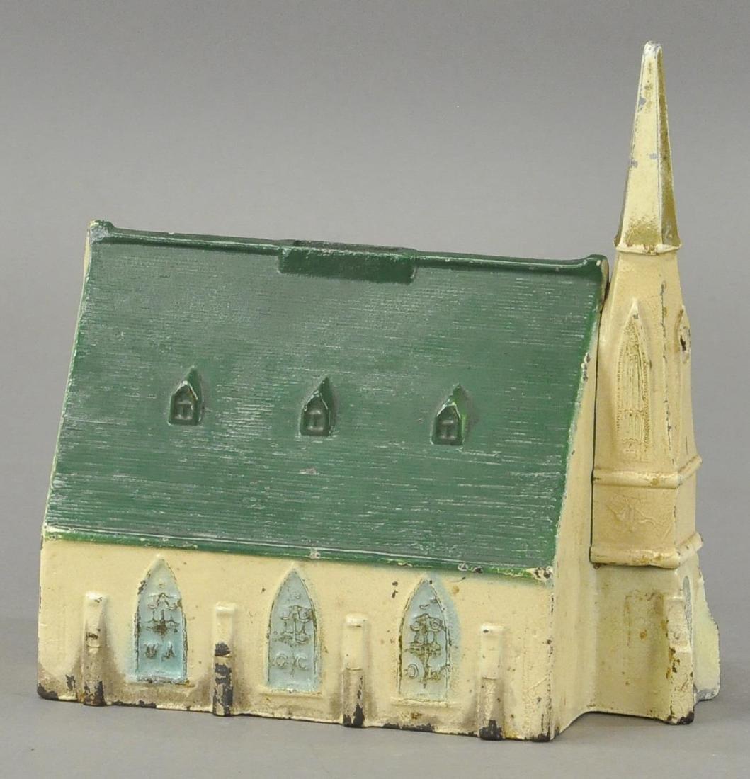 NEW ENGLAND CHURCH STILL BANK