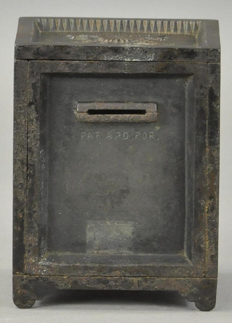MEDALLION SAFE STILL BANK - 3