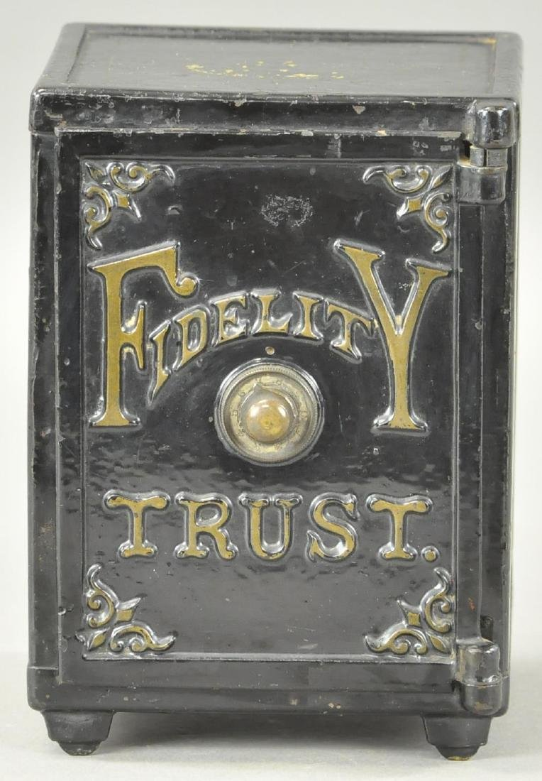 FIDELITY TRUST SAFE