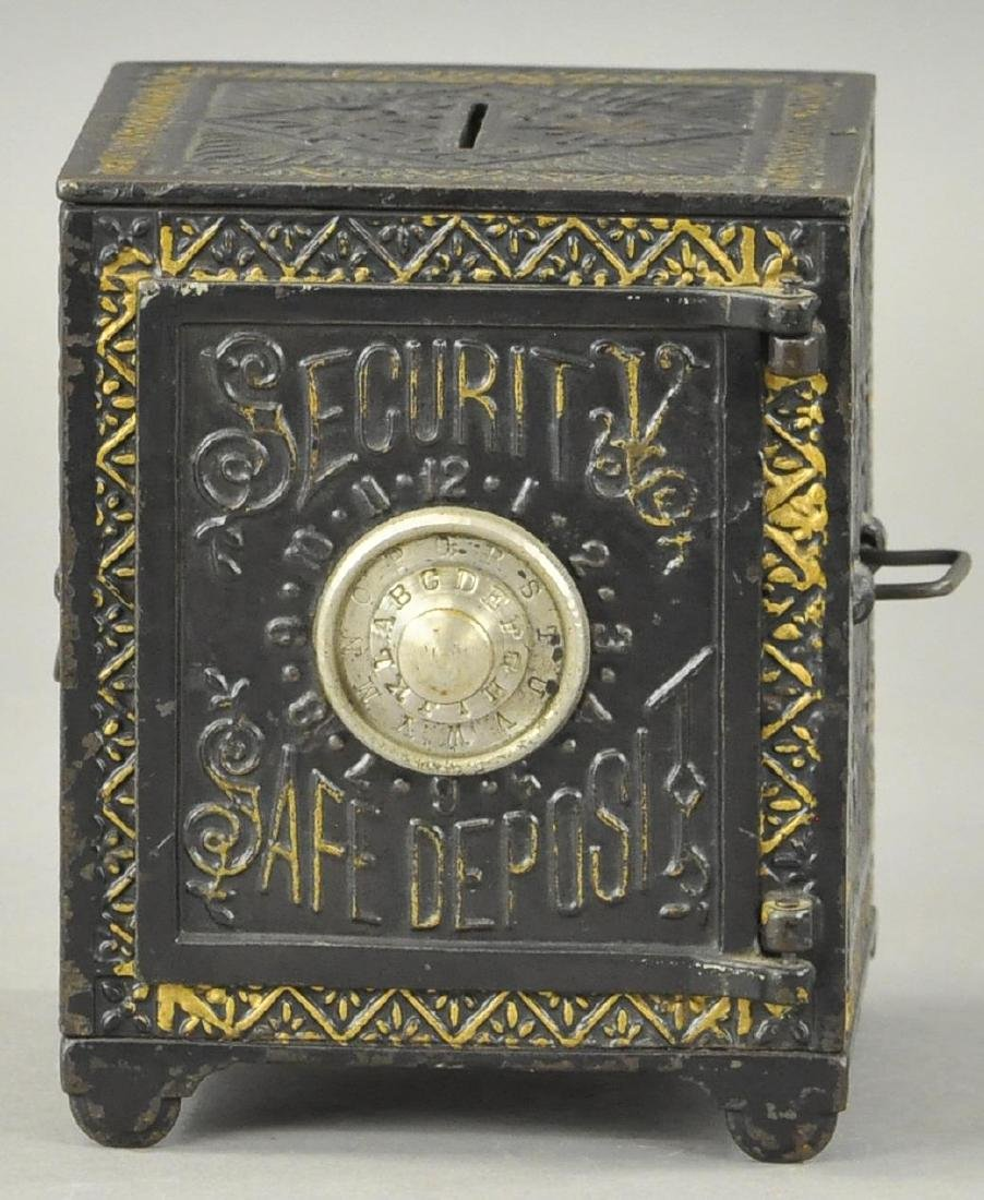 SECURITY SAFE DEPOSIT