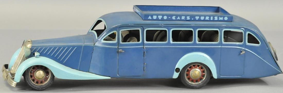 RICO AUTO-CARS-TURISMO TOUR BUS