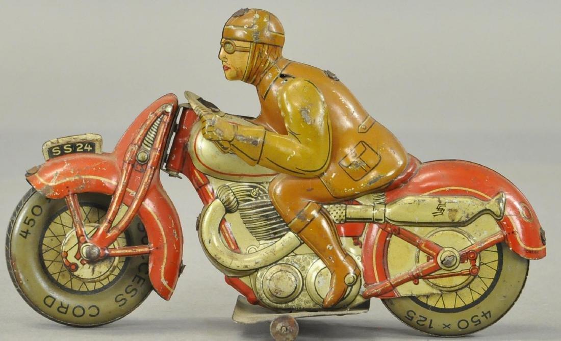 SALHEIMER & STRAUSS RACER CYCLE