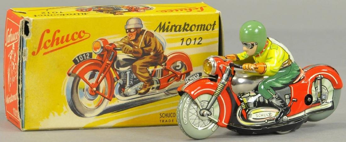 BOXED SCHUCO MIRAKOMOT 1012 MOTORCYCLE