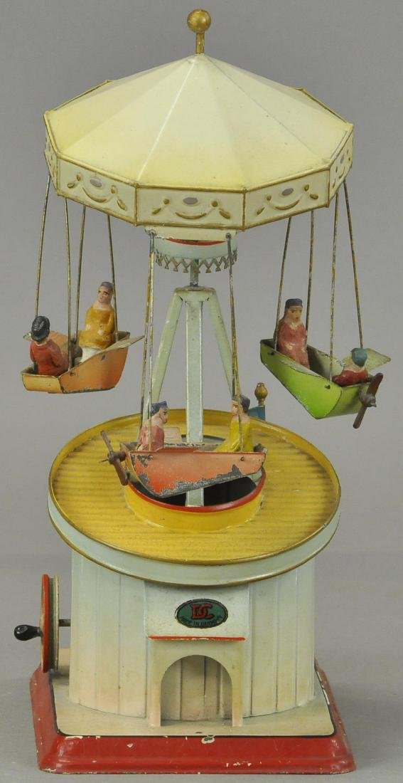 DOLL AIRPLANE CAROUSEL