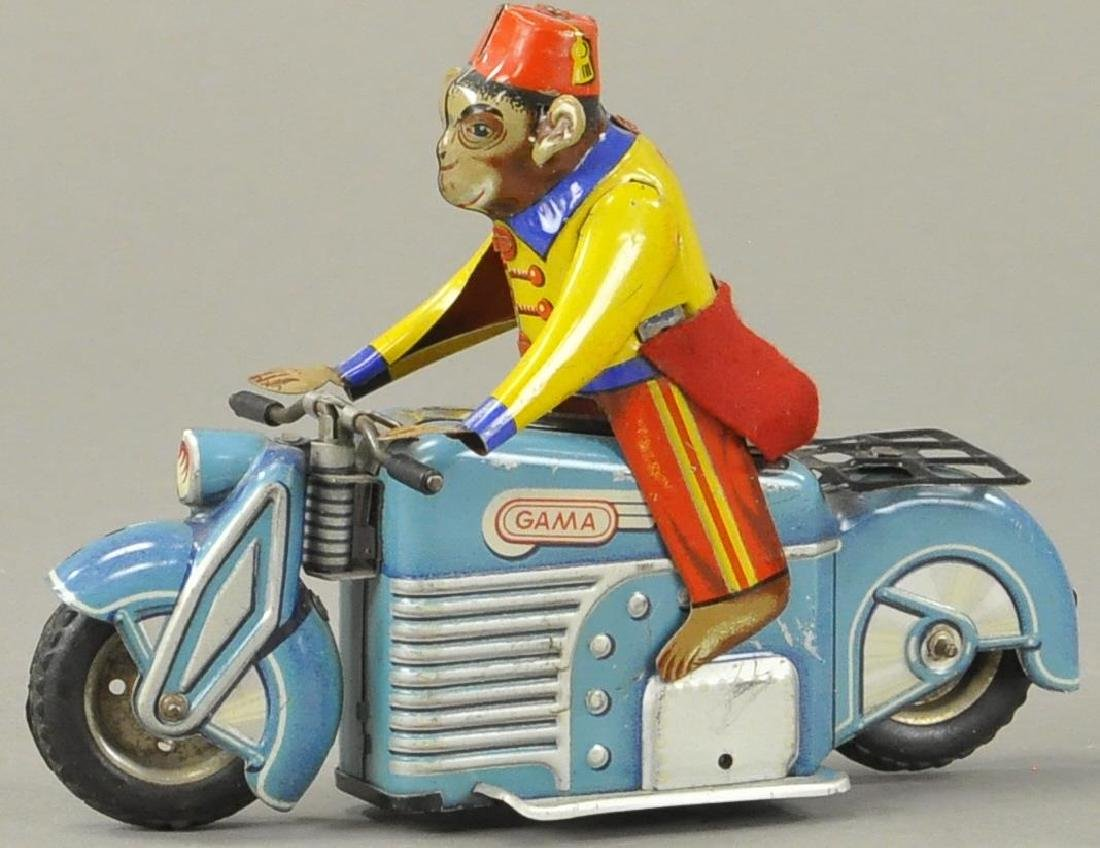 GAMA MONKEY ACROBAT MOTORCYCLE