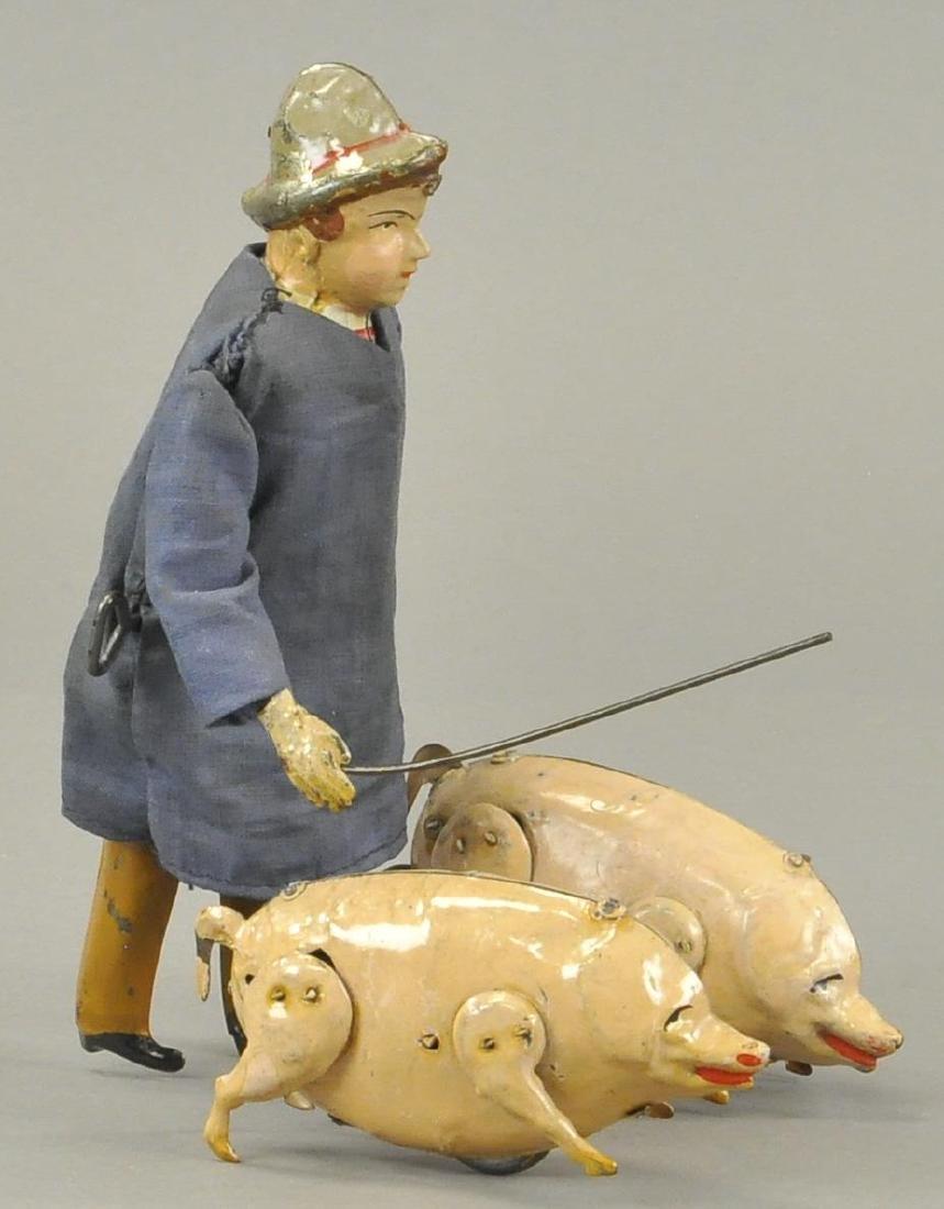 MARTIN PIG MERCHANT