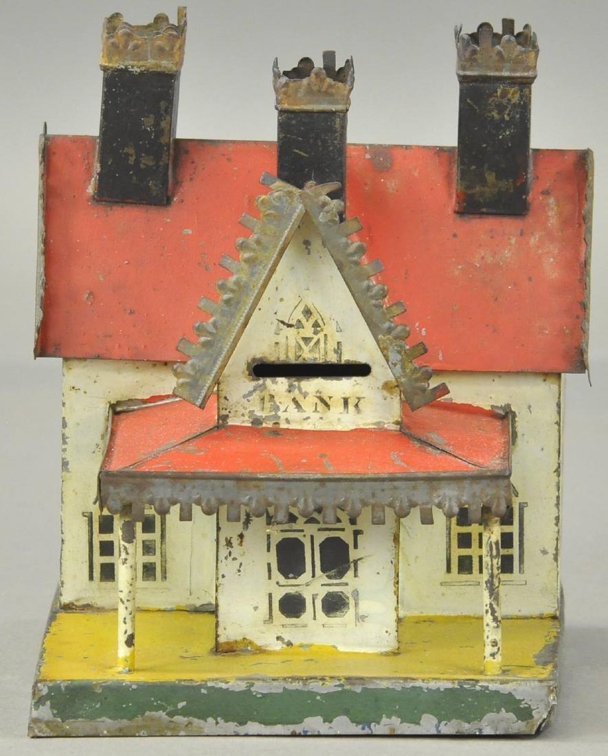 GEORGE BROWN HOUSE STILL BANK