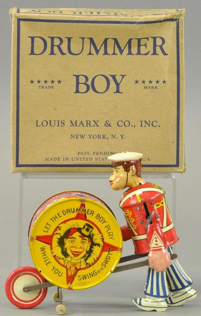 MARX DRUMMER BOY W/BOX