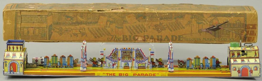 BOXED MARX THE BIG PARADE