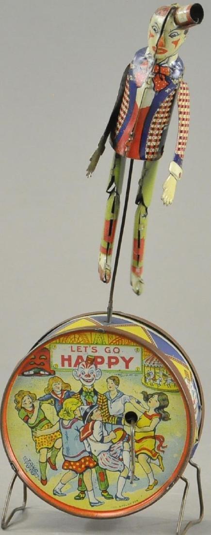 HAPPY CLOWN DRUM DANCER