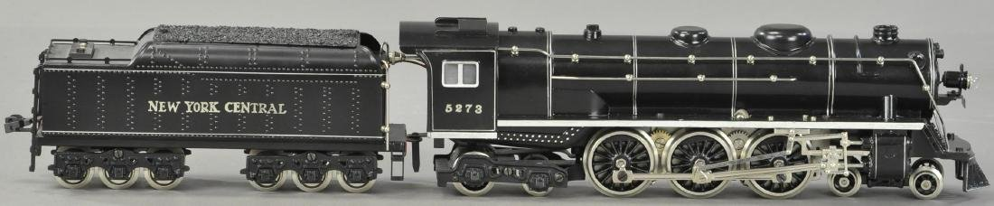 SELTZER REPRODUCTION MARKLIN HUDSON LOCOMOTIVE