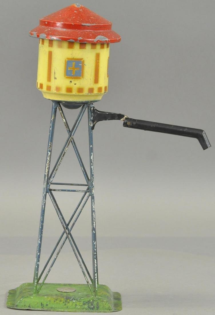 ERNST PLANK WATER TOWER