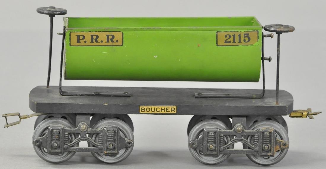 BOUCHER DUMP CAR 2115