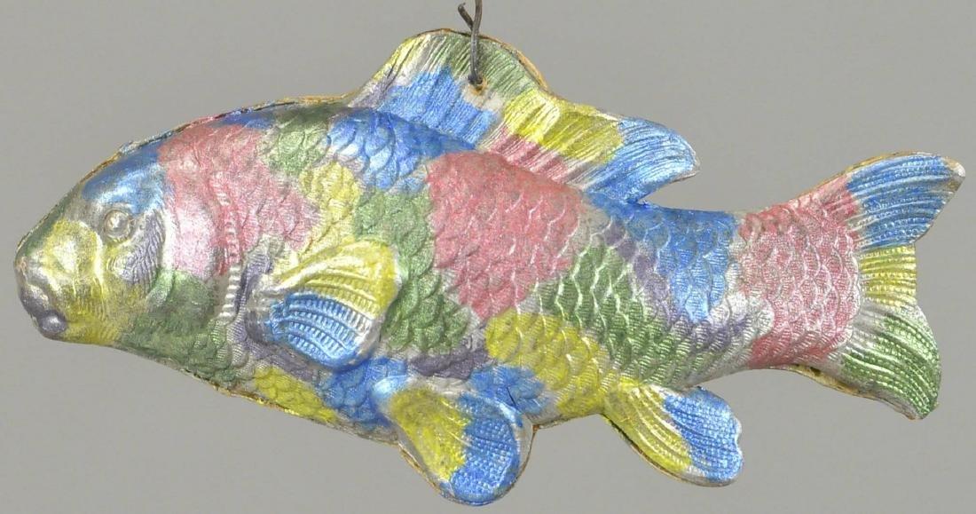 COLORFUL GERMAN DRESDEN FISH