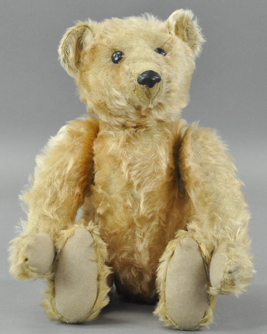 "EARLY STEIFF ""ROD TEDDY BEAR"""