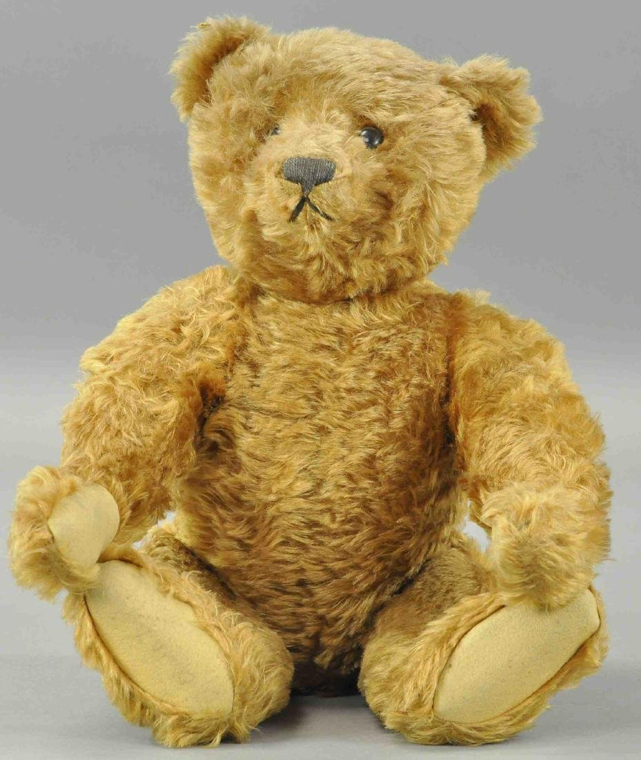 ATTRACTIVE LARGE CINNAMON TEDDY BEAR