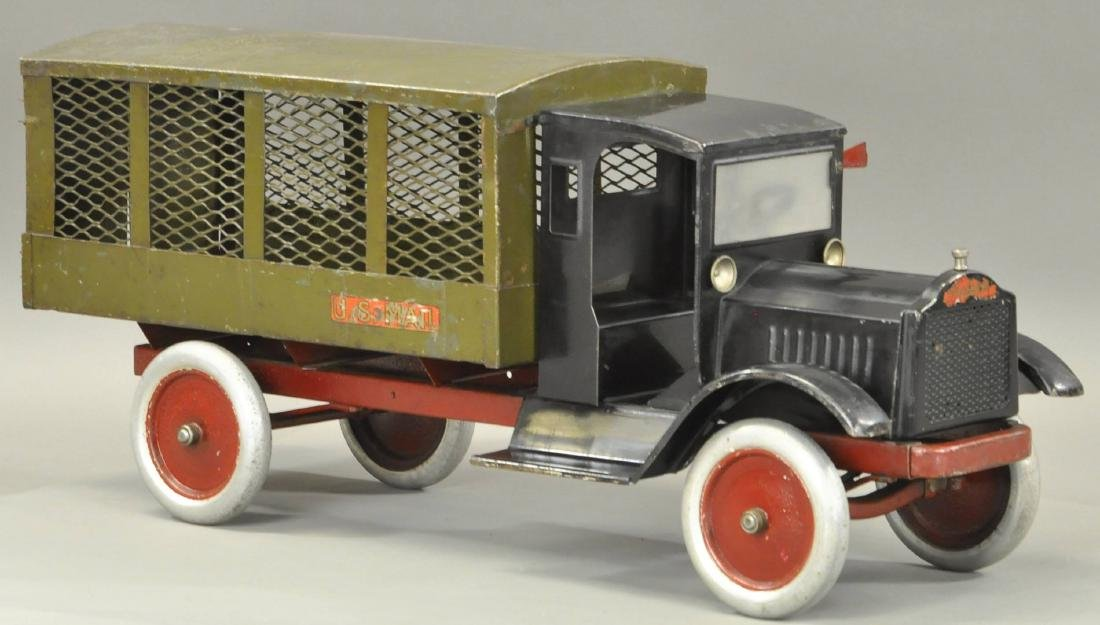 KEYSTONE PACKARD US MAIL TRUCK
