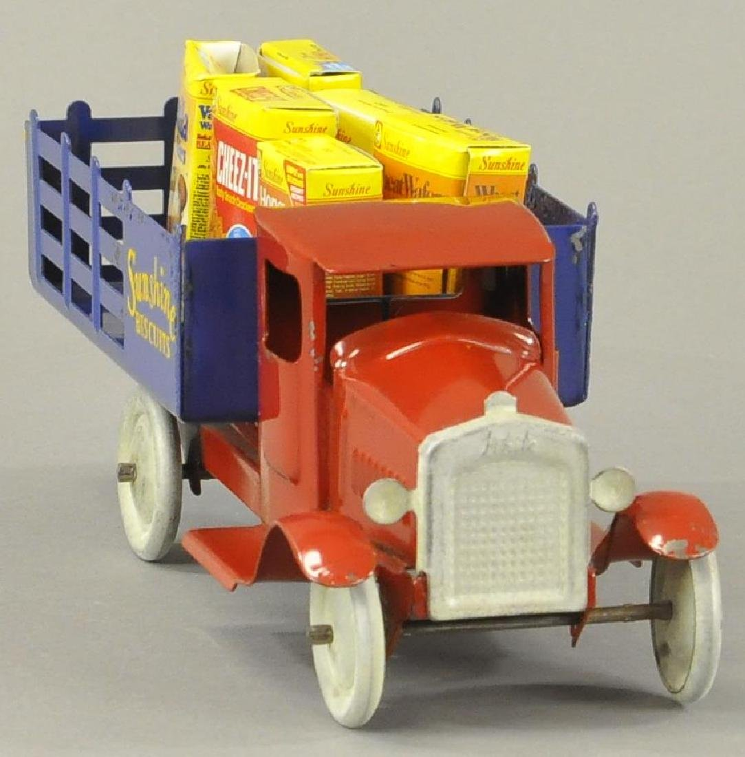 METALCRAFT SUNSHINE BISCUITS TRUCK
