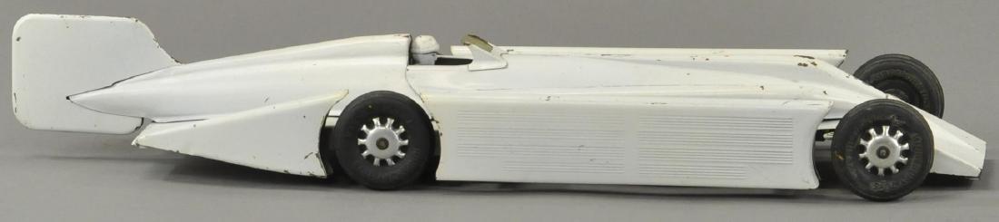 KINGSBURY GOLDEN ARROW RACER - WHITE
