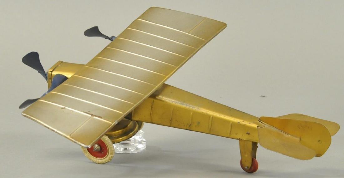 KINGSBURY TRI-MOTOR PLANE