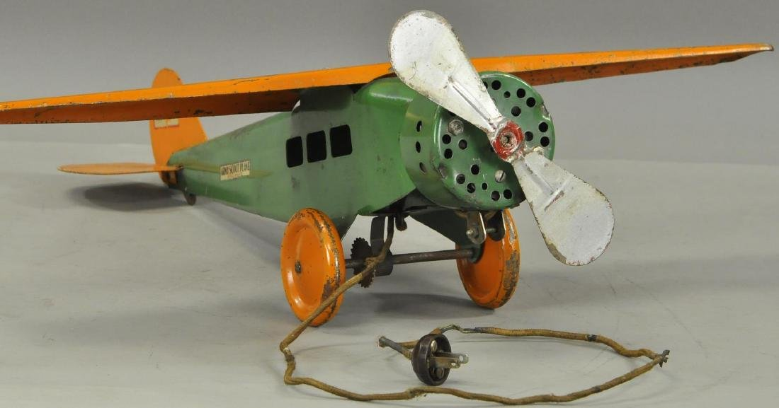 STEELCRAFT ARMY SCOUT WITH UNUSUAL MOTOR - 3