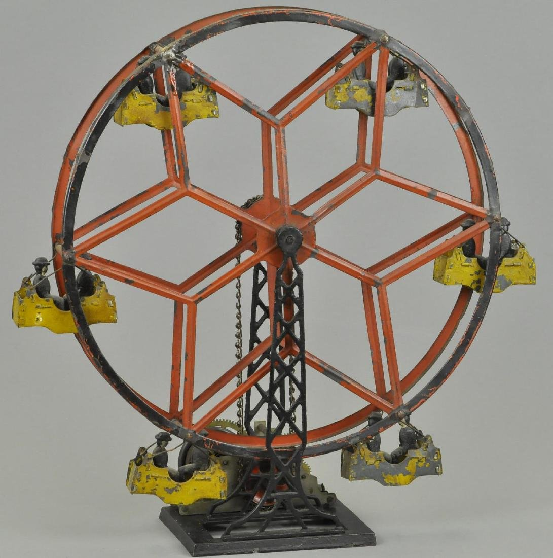 HUBLEY FERRIS WHEEL TOY