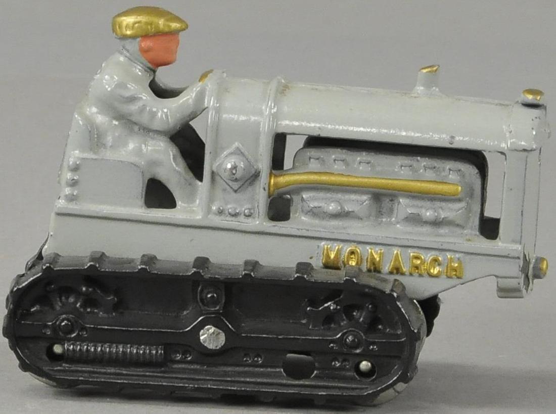 HUBLEY MONARCH TRACTOR