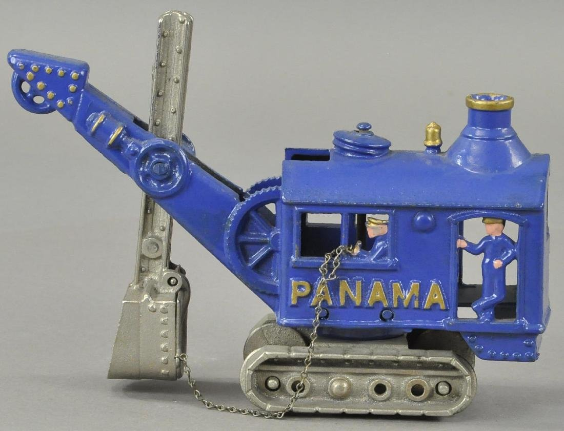 HUBLEY PANAMA SHOVEL