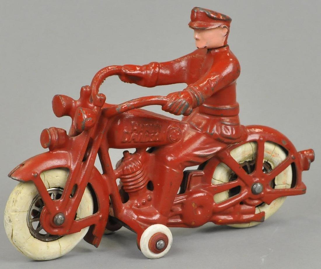 HUBLEY SWIVEL HEAD HARLEY MOTORCYCLE