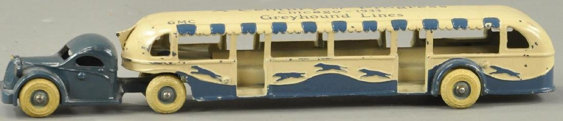 ARCADE 1933 CENTURY OF PROGRESS BUS