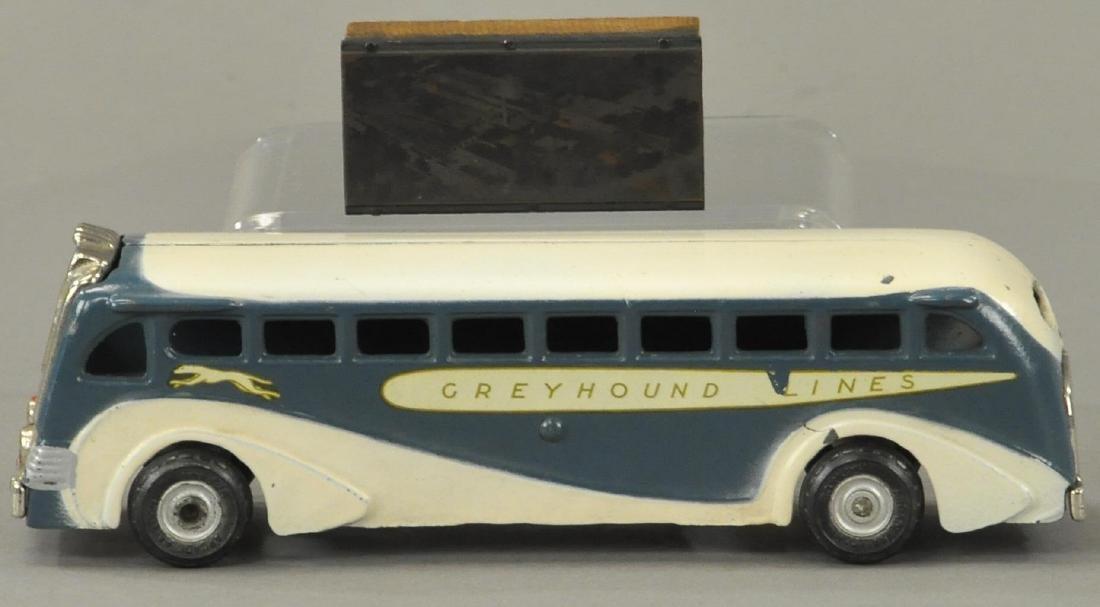 ARCADE GREYHOUND LINES BUS