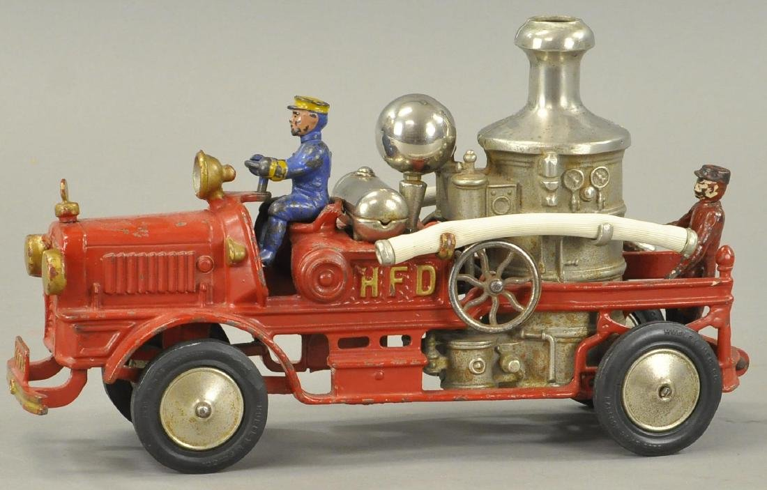 HUBLEY HFD FIRE ENGINE PUMPER