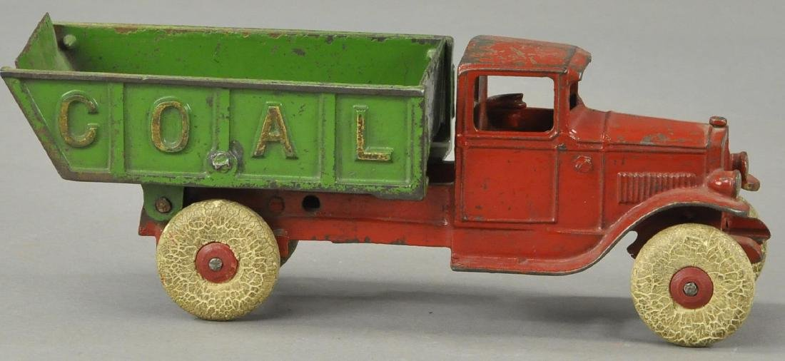 KENTON COAL DUMP TRUCK