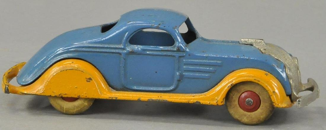 DENT 1934 CHRYSLER AIRFLOW COUPE