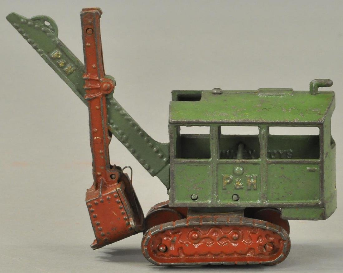 VINDEX PH STEAM SHOVEL