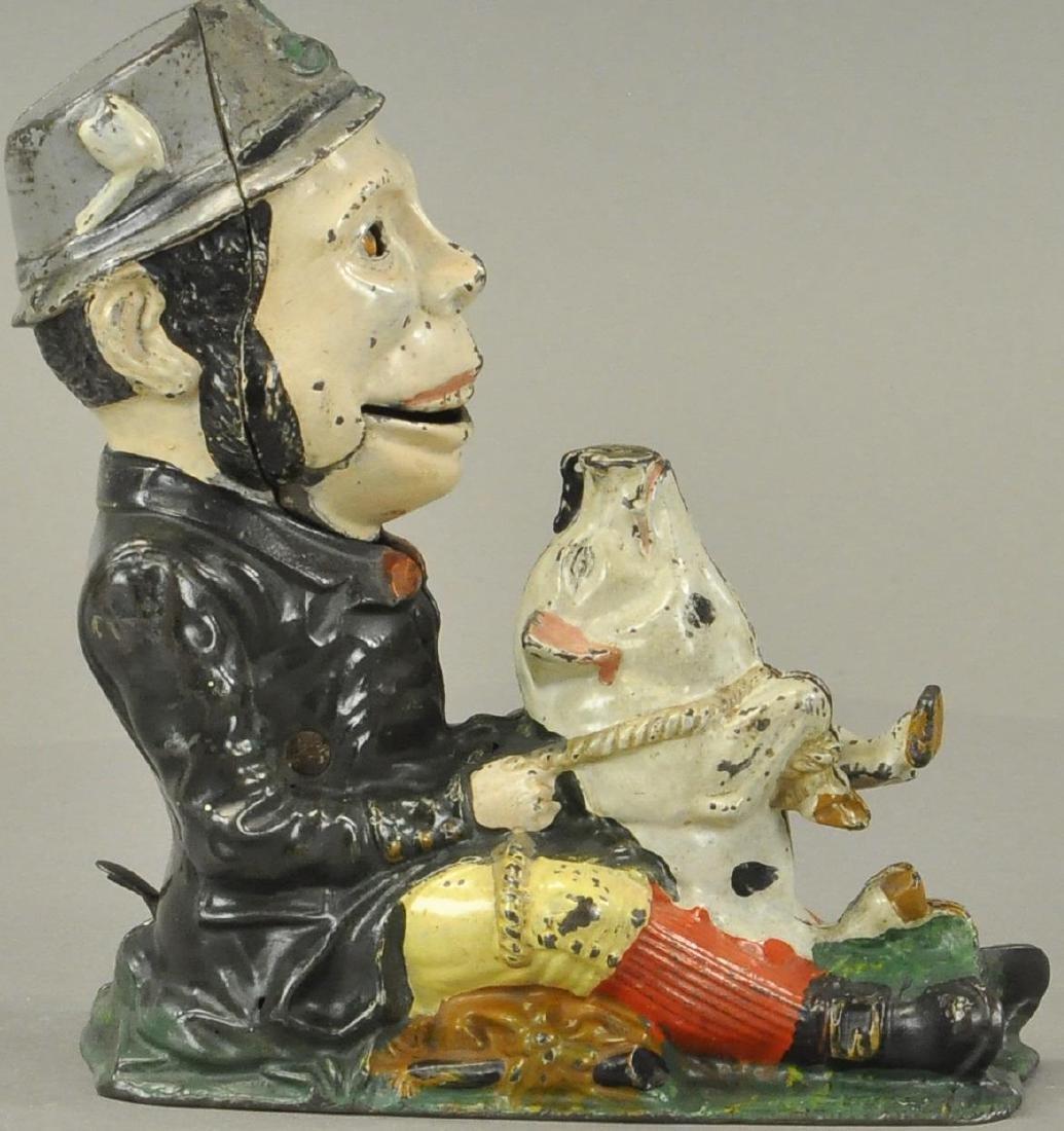 PADDY AND PIG BANK - DARK GREEN JACKET