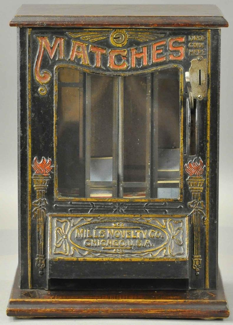 MILLS NOVELTY CO. MATCH MACHINE