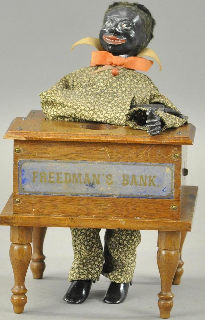 FREEDMAN'S MECHANICAL BANK