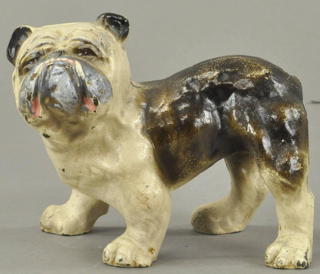 HUBLEY ENGLISH BULL DOG DOORSTOP