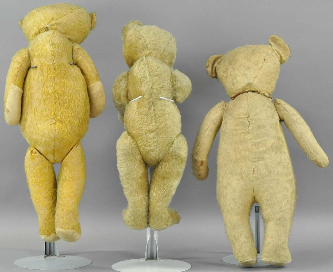 THREE TEDDY BEARS - 2