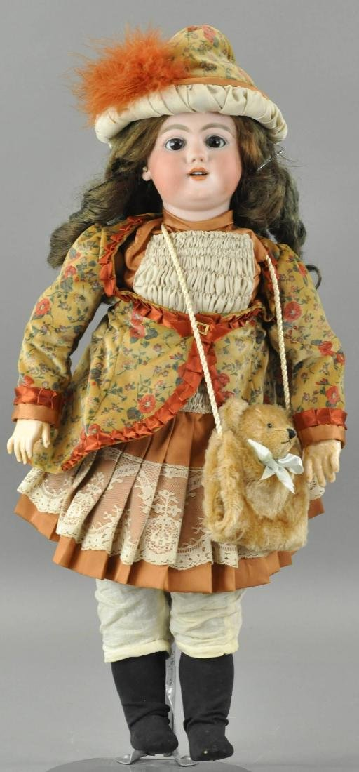 SIMON-HALBIG 1009 CHILD DOLL