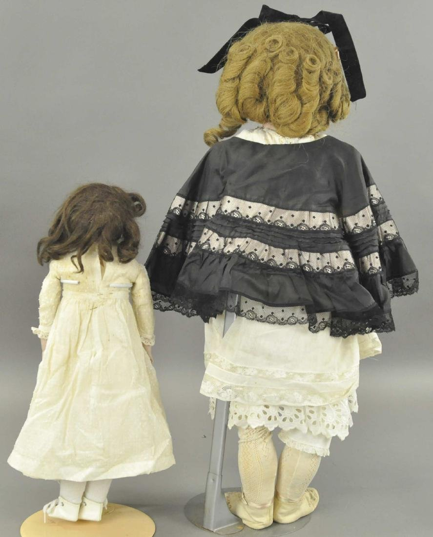 LOT OF TWO GERMAN CHILD DOLLS - 2